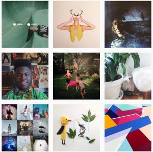 Instagram foto voorbeelden