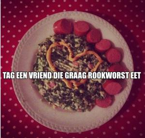 instagram wintermaaltijd met tekst