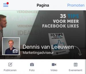 Dennis van Leeuwen Marketingadviseur