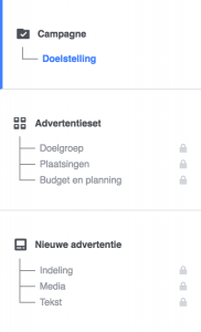 facebook-advertentiebeheer-campagne-niveaus