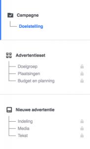 facebook-advertentiebeheer-campagne-niveaus