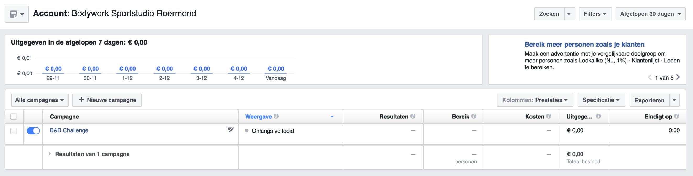 facebook-advertentiebeheer-functies
